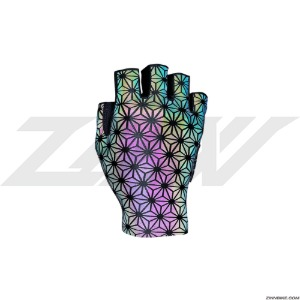 SUPACAZ SupaG Short Cycling Gloves (Oil Slick/GL-21)