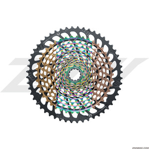 SRAM XG-1299 XX1 Eagle MTB Cassette 50/52T (3 Colors)
